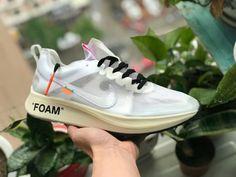 9a2595eda6383 Nike the Ten OFF-WHITE Zoom Fly AJ4588-100. Megan Kicks