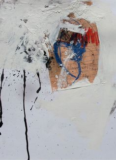 building hope 2 • 12w x 15.5h • mixed media on paper • 2012
