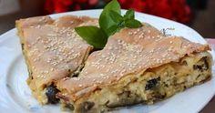 Να τρώει η μάνα και του παιδιού να μη δίνει!!!!! Τέτοια πίτα πρώτη φορά έφτιαξα χάρη στη συνταγή της Mamatsita που ακολούθησα κατά γράμμα, ... Breakfast Time, Lasagna, Food Processor Recipes, Tart, Recipies, Food And Drink, Pizza, Gluten Free, Bread