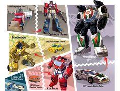 Carinsurance.org sceglie i Transformers come testimonials.