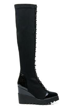 Ilgaauliai batai Sergio Todzi http://www.vela.lt/moteriski/ilgaauliai/ilgaauliai-aukstu-kulnu/juodi-ilgaauliai-batai-sergio-todzi-3-detail