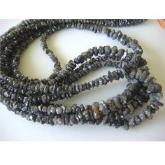 Rough Diamonds  Natural Rough Diamond Uncut Beads by gemsforjewels, $153.50