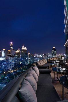Design Hotel Bangkok, Thailand, Okura Prestige Bangkok Hotel.