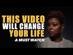 Awesome Inspirational video of the greatest stories that will change your life. These Stories cover Lisa Nichols on Steve Harvey, TD Jakes motivation, Jackie. Motivational Stories, Motivational Messages, Lisa Nichols, Motivation Youtube, Best Speeches, Black Actors, Humanity Restored, Queen, Time Capsule