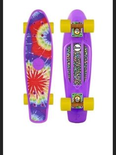 Purple And Pink Penny Board Penny Boards I Want