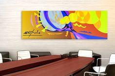 Un'esplosione di colori arredare all'insegna del buon umore!  #Nespolo