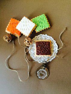 Trick or treat. Cookies para Halloween.