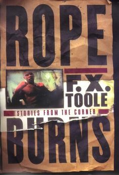 Emily was first intrigued by Boxing literature by FX Toole's 'Rope Burns'