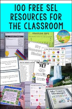 100 Free SEL Resources
