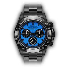 Rolex Daytona SC Blue