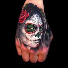 Portrait Tattoos by Khan