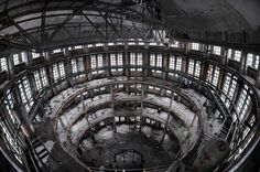 Haunting Photography of  Abandoned Italian Ruins By CriticalMass