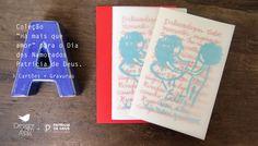 """Coleção de cartões e gravuras """"Há mais que Amor"""""""