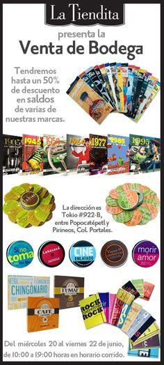 Venta de Bodega en Cd. de Mexico: http://www.facebook.com/events/257134847726081/