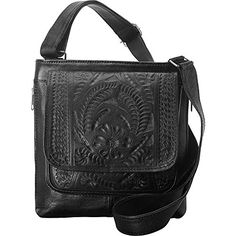 Ropin West Crossover Conceal Weapon Purse Black >>> You can get additional details at the image link.