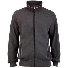 #Sweatjacke grau . . . . . der Blog für den Gentleman - www.thegentlemanclub.de/blog