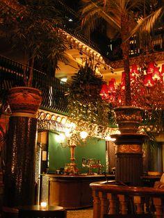 Café en seine - One of my favorite bars in Dublin