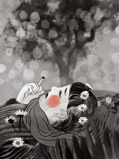 Angie Wang(okchickadee)...   Kai Fine Art