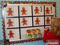 Subitizing with Preschoolers