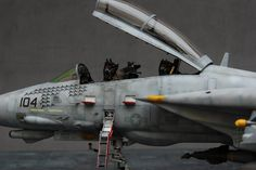 1/48 F-14D VF-31 NK104 in O.I.F. - Zone-Five Aircraft Modeling Forums