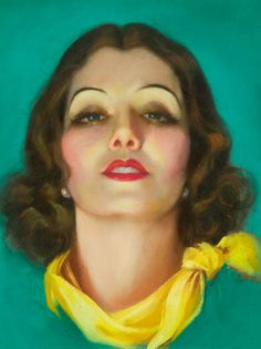 Rolf Armstrong   Pin-Up Girls   1889-1960
