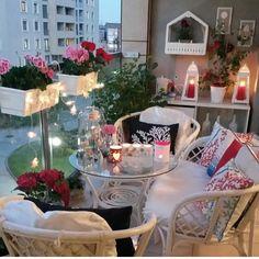 Sirinn balkon tasarımı