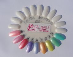 Praise The Sun, Magic Nails, Nail Designs, Sugar, Nail Design, Nail Arts, Nail Art Ideas