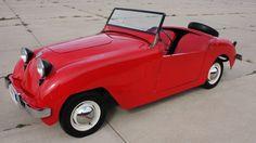 1st U.S. Sports Car: 1951 Crosley Hot Shot - http://barnfinds.com/1st-u-s-sports-car-1951-crosley-hot-shot/