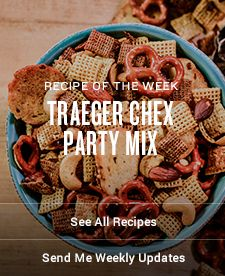 Savory Chex mix is the perfect savory snack for any holiday party snack. Our salty Chex mix recipe has pretzels, spices, and garlic. This holiday Chex mix is perfect for watching football, or bagging into neighbor gifts. Traeger Smoker Recipes, Traeger Bbq, Pellet Grill Recipes, Grilling Recipes, Grilling Tips, Traeger Grills, Healthy Grilling, Chex Party Mix, Chex Mix Recipes