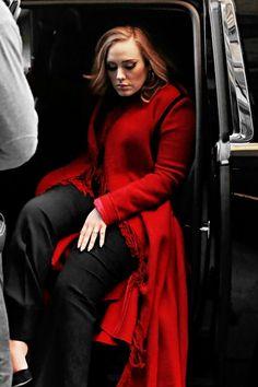 Adele in New York