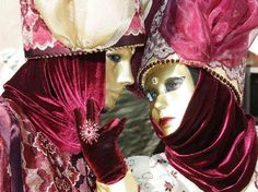It's one of my life-long dreams to go to Carnival in Venice - with my lover!  I blame the Count of Monte Cristo, haha.