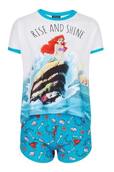 Ariel Pyjama Set - Sleepwear - Clothing - Topshop USA