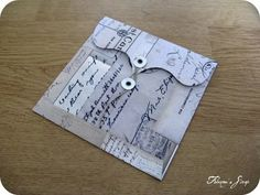 Excellent Envelope Tutorial