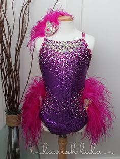 Custom Musical Theater Costume made by Lavish Lulu www.lavishlulu.etsy.com instagram: @lavishluludance