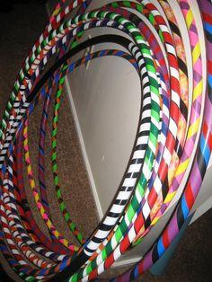 we own sweet hula hoops