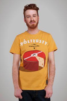Półtłusty męski t-shirt Polo Shirt, T Shirt, Polo Ralph Lauren, Mens Tops, Fashion, Supreme T Shirt, Moda, Polos, Tee Shirt
