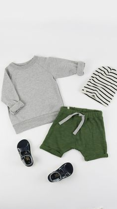 cute summer outfit for kids