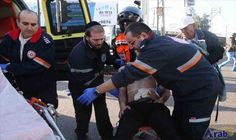 Four Israeli settlers injured in northern Jerusalem attack