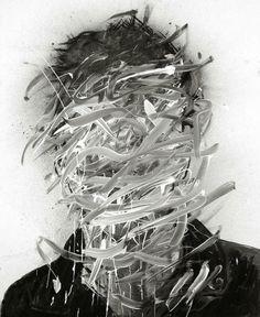 Pablo Gonzalez-Trejo - self portrait