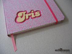 detalhe acabamento caderno iris | Flickr - Photo Sharing!