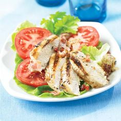 All the flavours you love in a club sandwich, without the carbs from the bread!