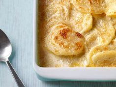Extra-Creamy Scalloped Potatoes