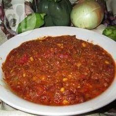Foto recept: Chili con Carne