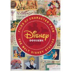 Between Books - Disney Dossiers