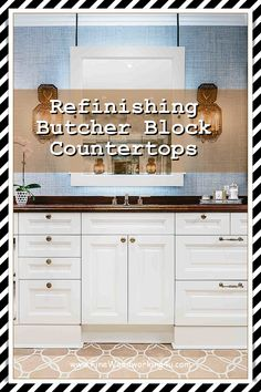 Wood is as wood does, but not all wood species do well for countertops. The best ones are the hardwoods. #woodencountertops Wooden Countertops, Butcher Block Countertops, Kitchen Worktop, Kitchen Cabinets, Wood Species, Woodworking Projects, Hardwood, Home Decor, Wood Countertops