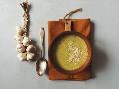 Kokosowa zupa kalafiorowa – White Plate