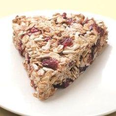 Crunchy Granola Wedges - EatingWell.com