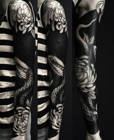 blackout tattoo - Buscar con Google