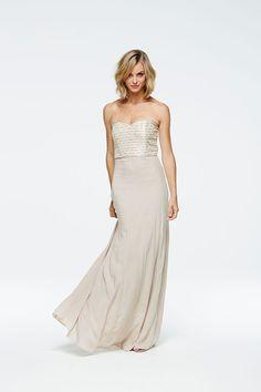 Paper Crown Malibu Dress, $297