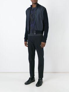 #moncler #jacket #cardigan #blue #men #winter #fashion www.jofre.eu